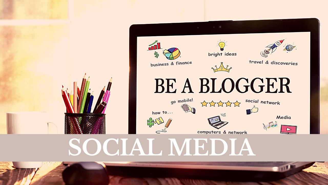 Social Media for Creative Content