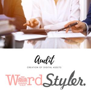 Audit of Digital Assets