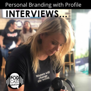 Personal Branding With Interviews