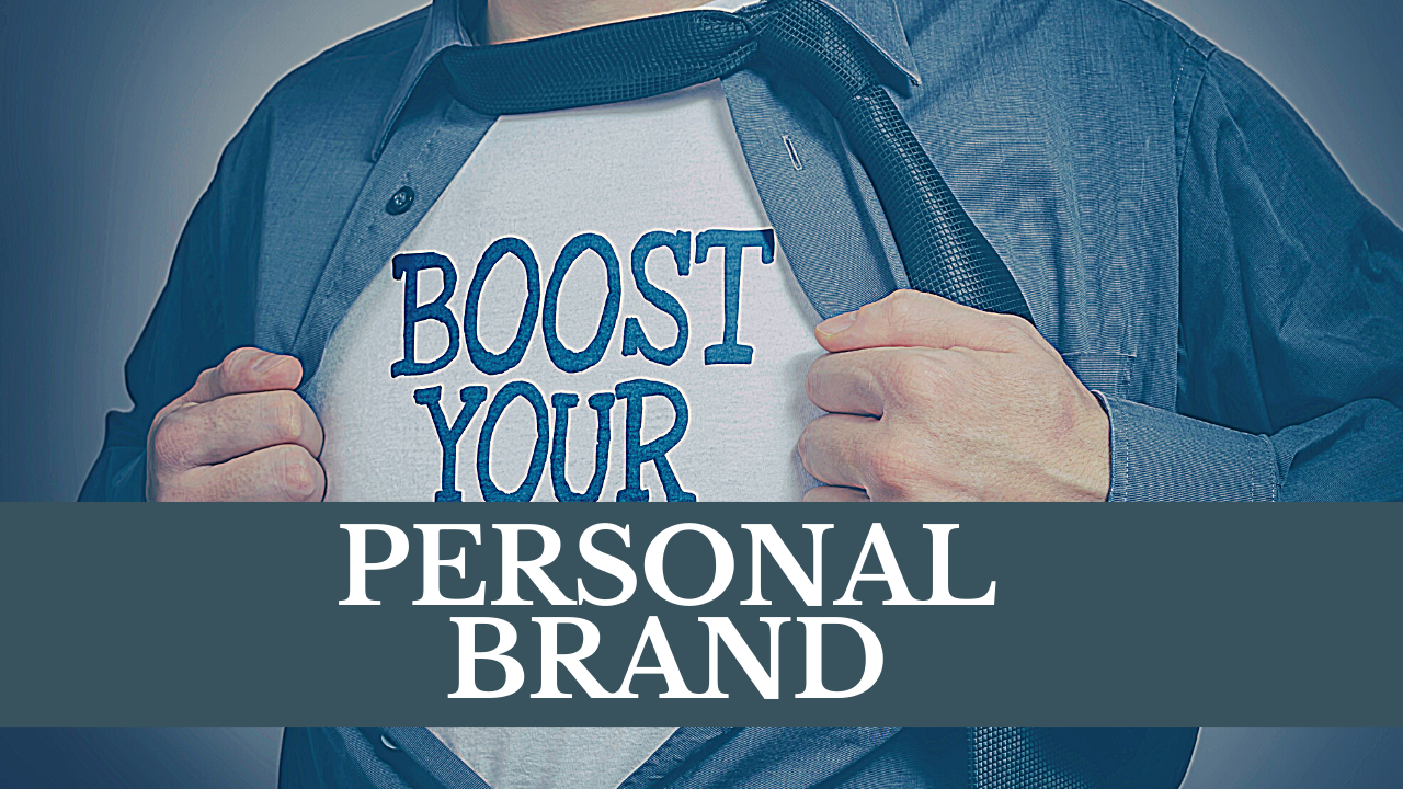 Personal Brand Link to How We Create Your Personal Brand and Boost It